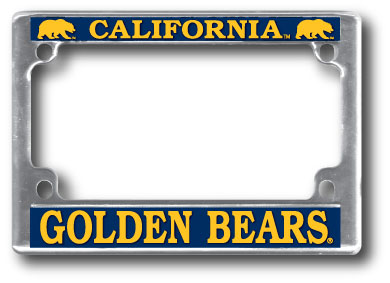 MD25-Motorcycle License Plate Frame