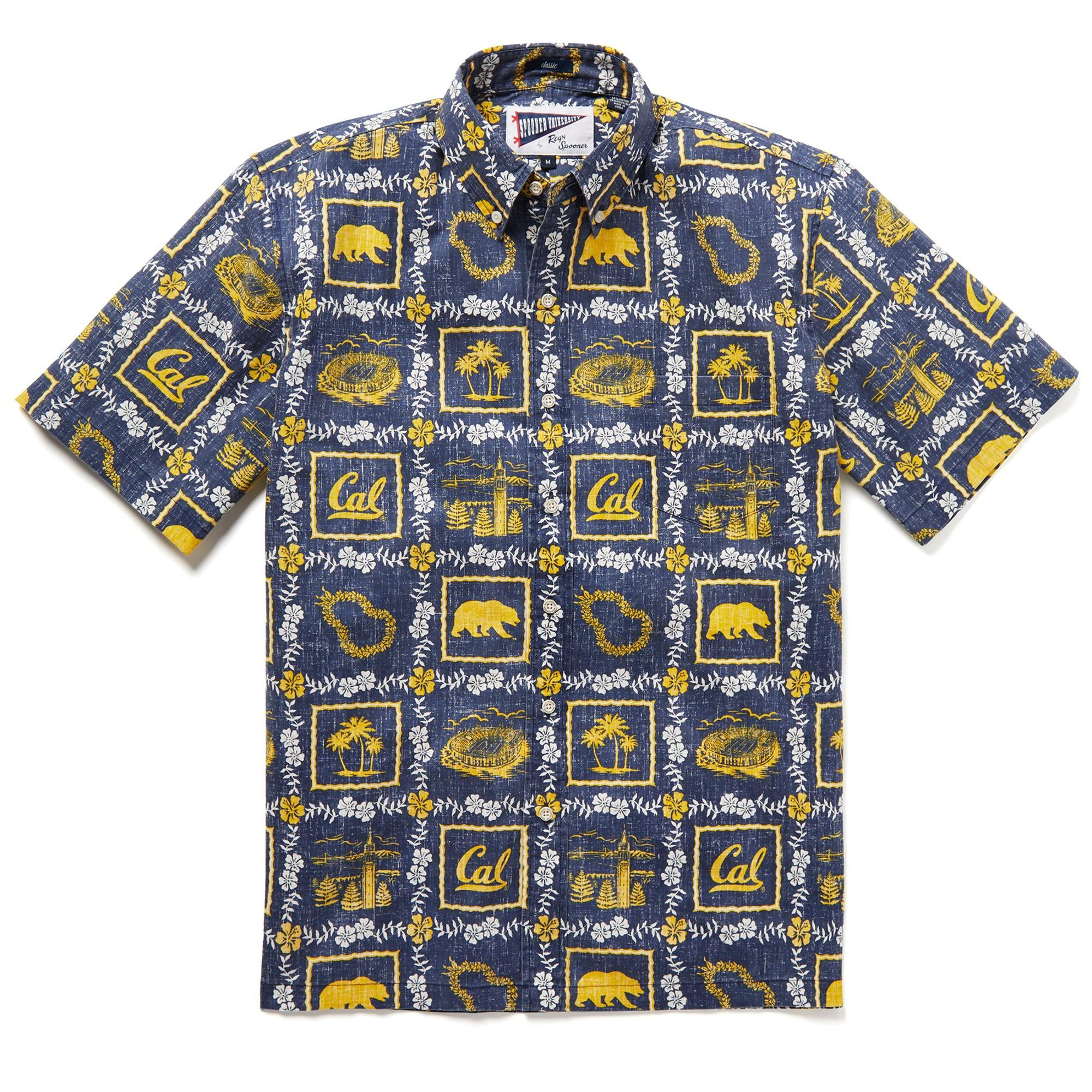 Image for Reyn Spooner Kloth Classic Button Front Shirt