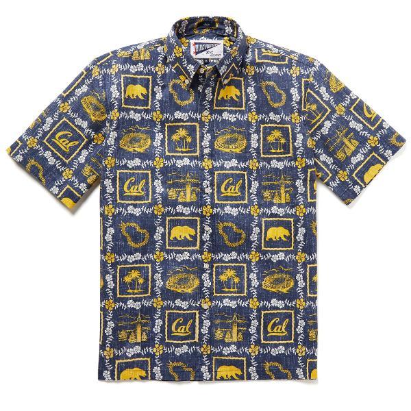 Reyn Spooner Kloth Classic Button Front Shirt