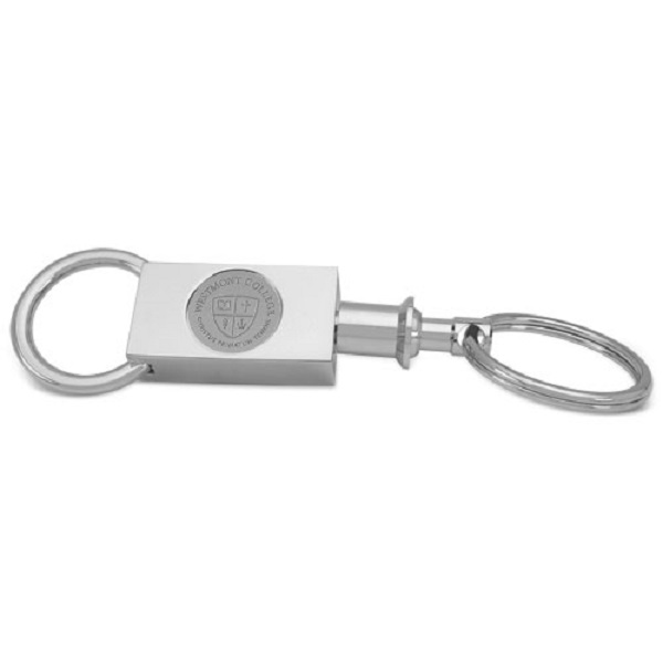 image of: CSI 11A/S-S Silver Two Section Keyrings