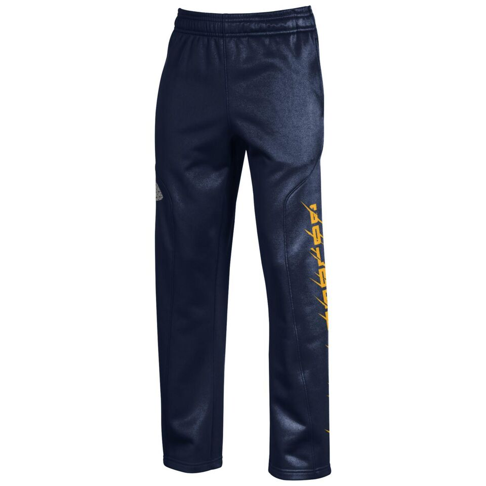 MD25-Youth Armour Fleece Pant Golden Bears