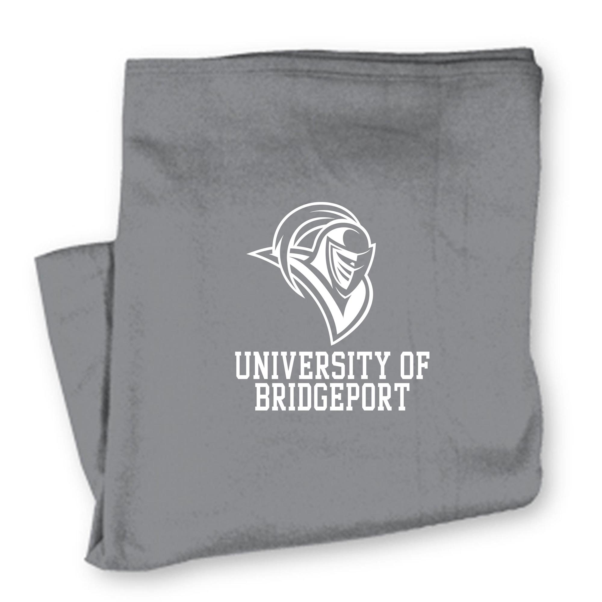 image of: Sweatshirt Blanket - Grey