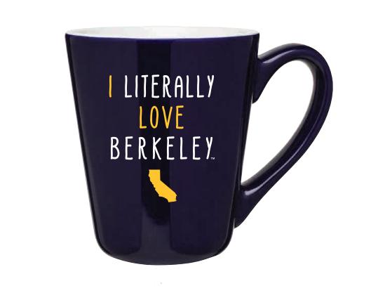 Image for Mug 16oz Precinct I Literally Love Berkeley