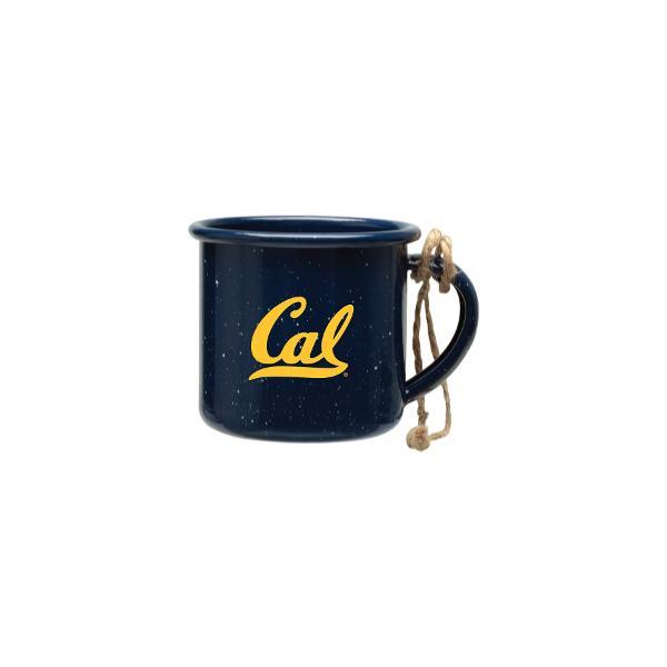Camp Mug Ornament Cal Logo
