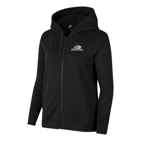 Ouachita Varsity Fleece FZ Hood