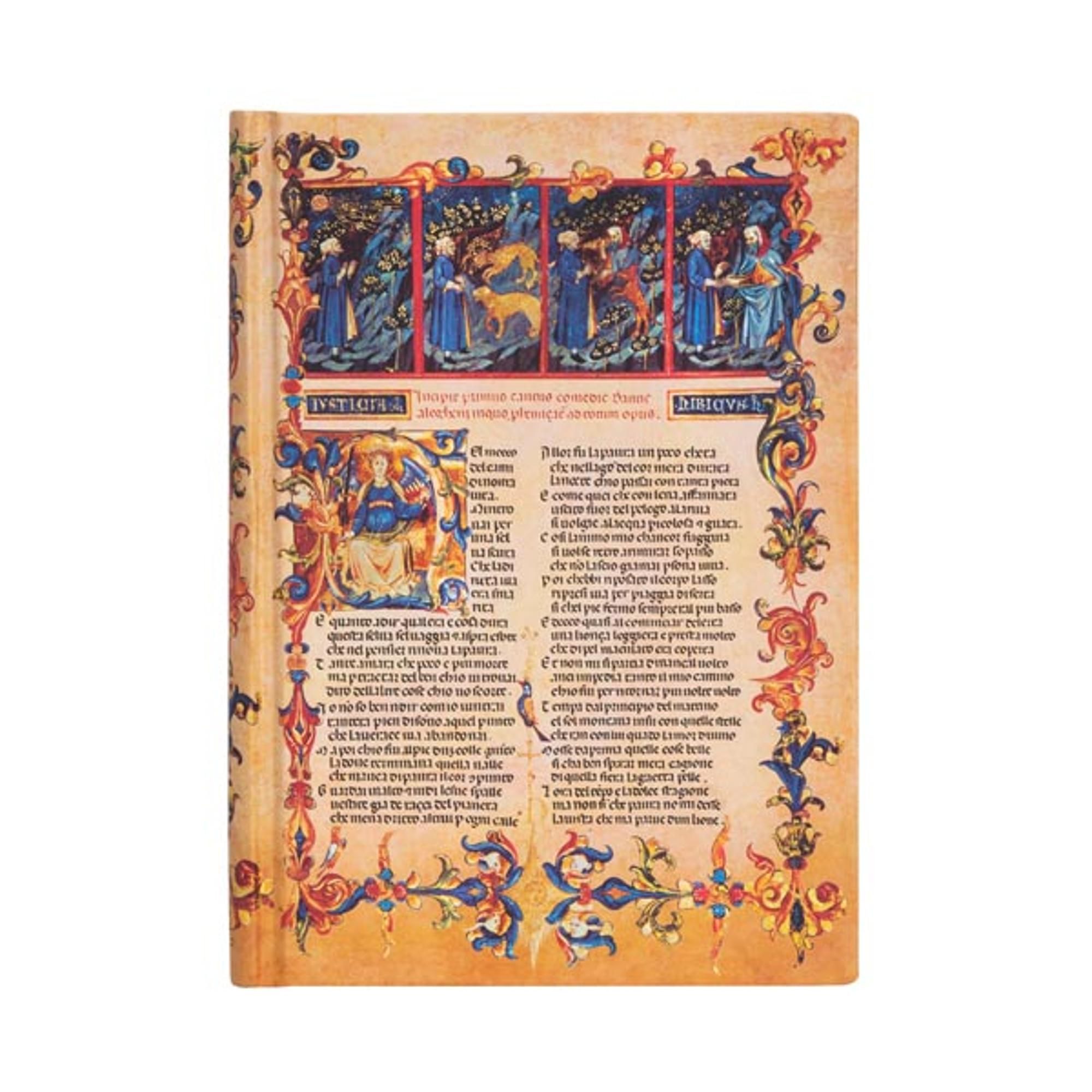 image of: paperblanks Divine Comedy Inferno