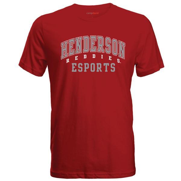 Henderson Reddies Esports Cruiser Tee