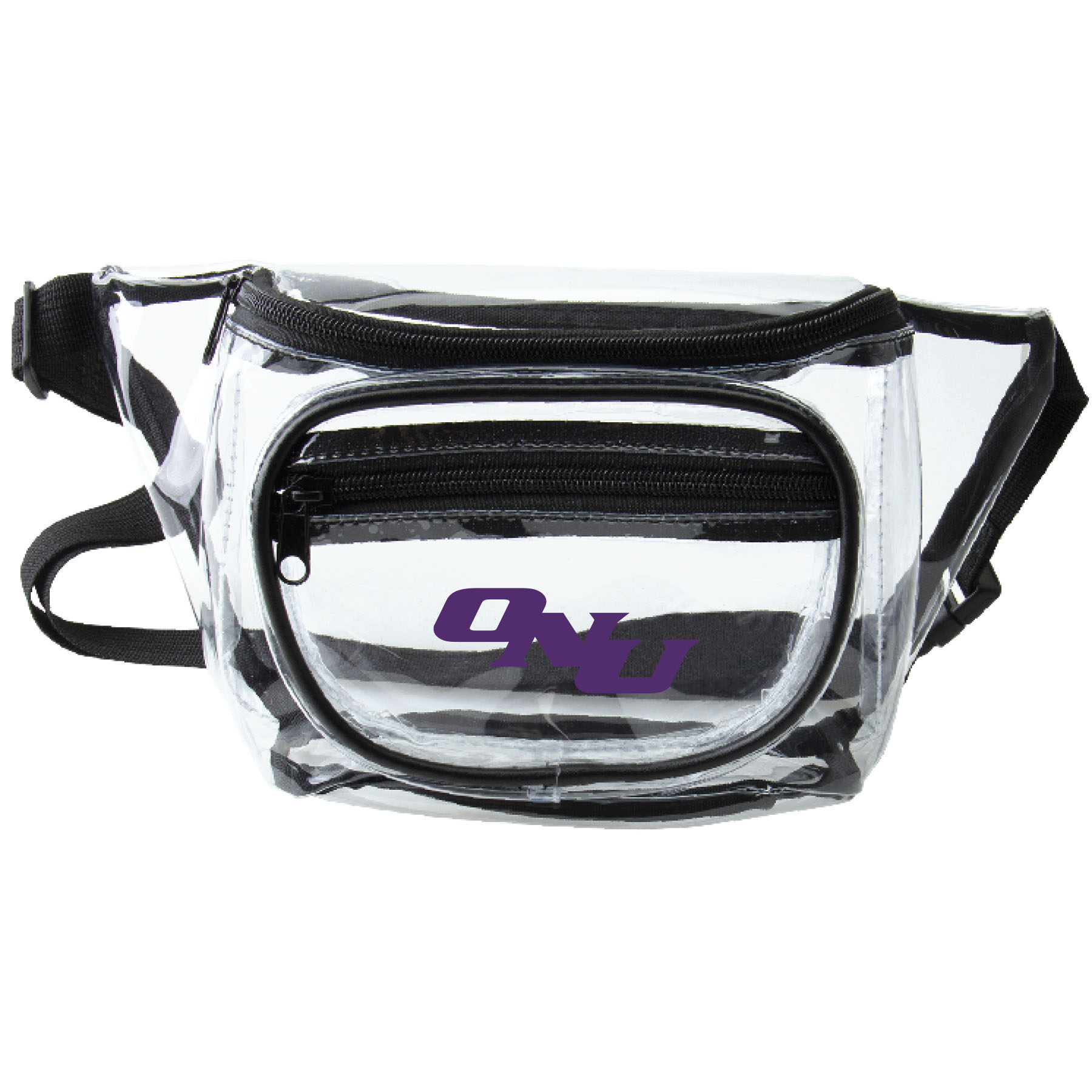 image of: Clear Fanny Pack