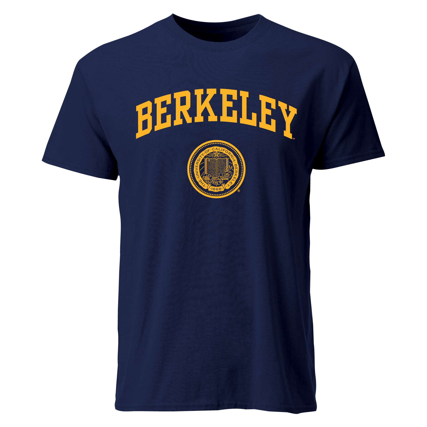 Image for M SS Tee Berkeley Seal