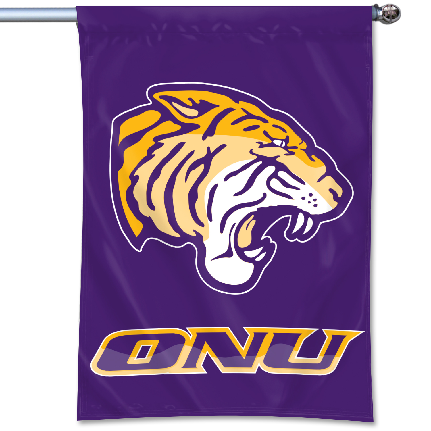 image of: Home Banner Mascot w/ ONU