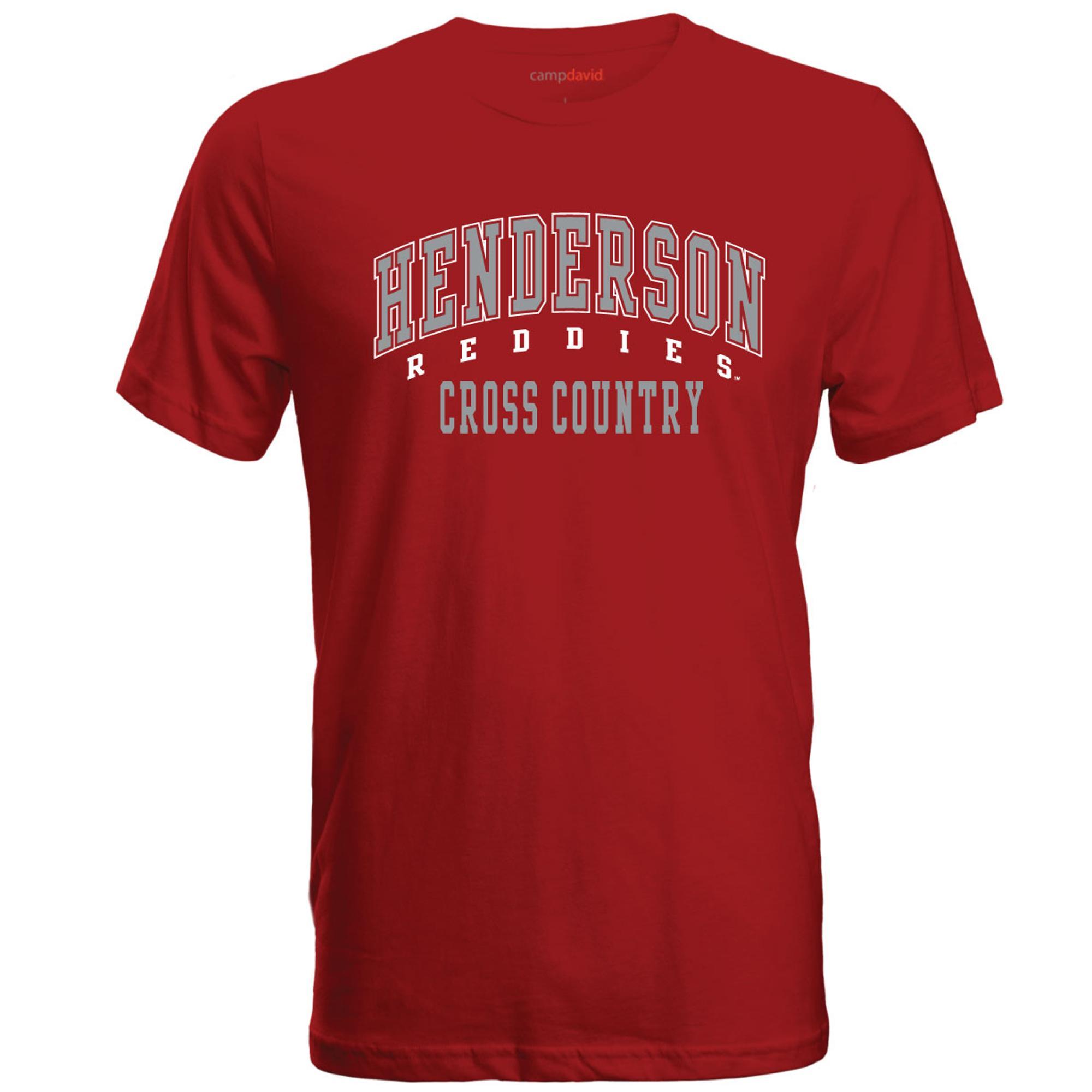 image of: Henderson Reddies Cross Country Cruiser Tee