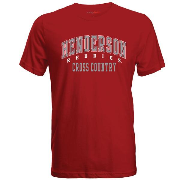 Henderson Reddies Cross Country Cruiser Tee