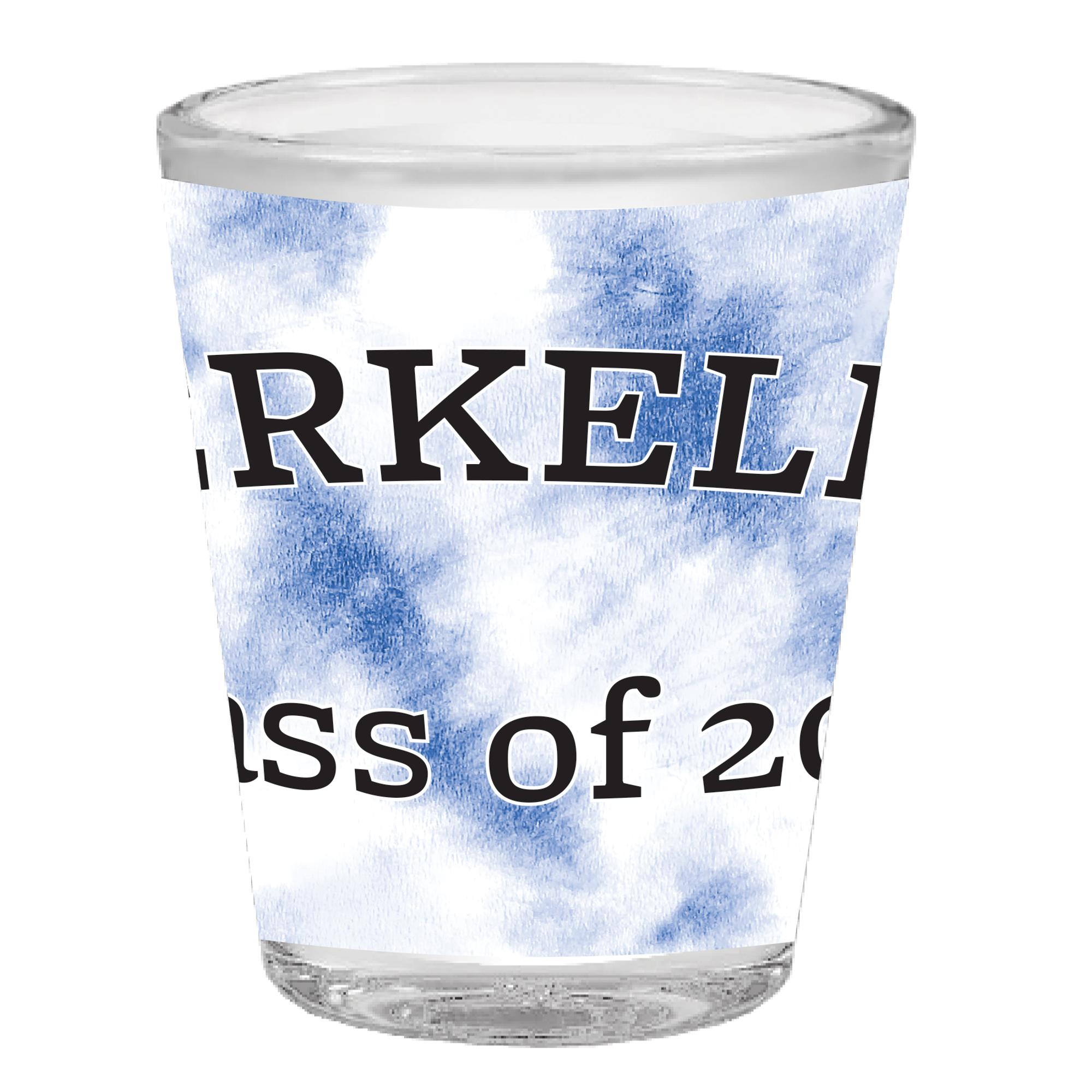 image of: Commemorative 2oz Glass Class of 2021