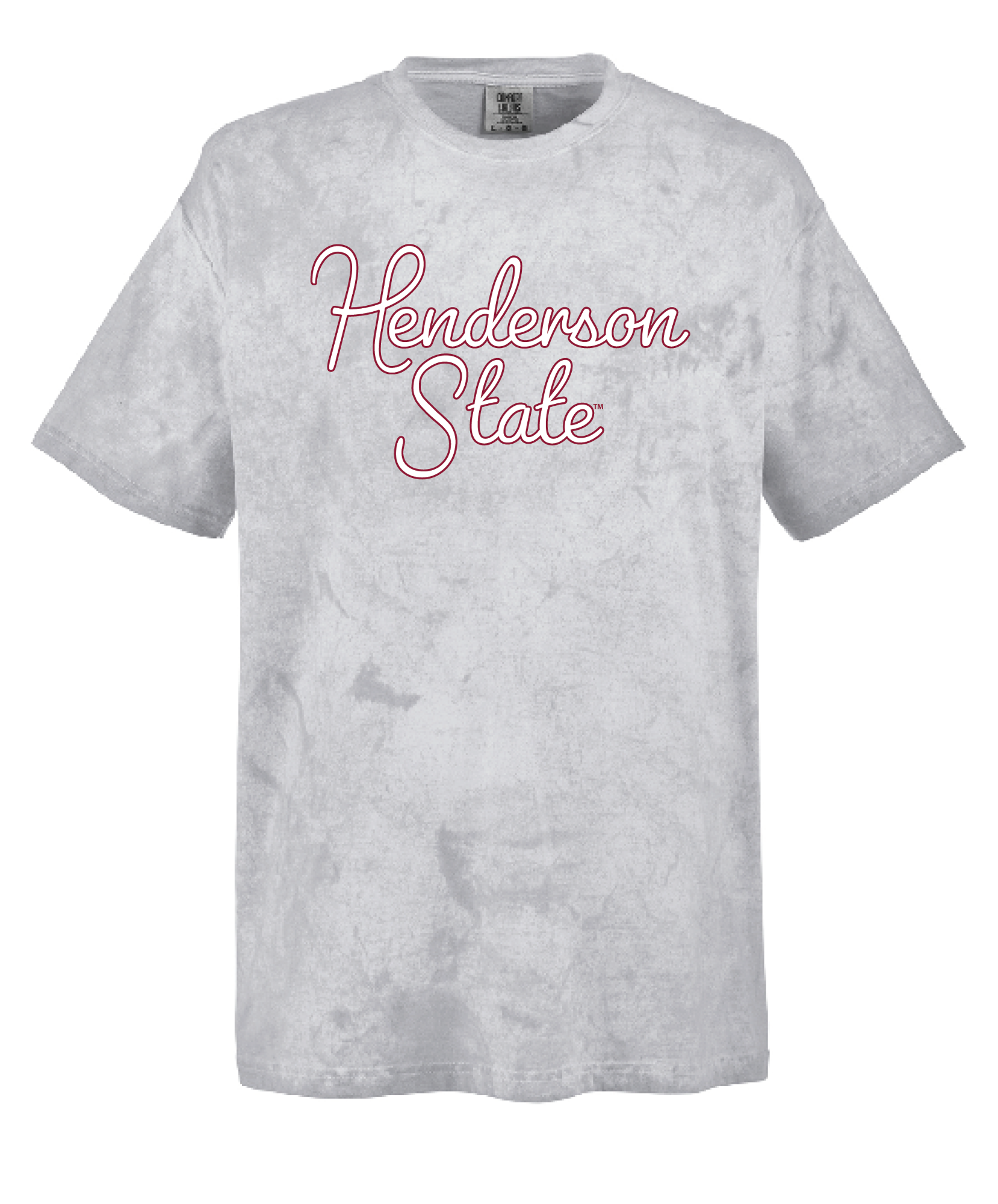 image of: Henderson State Comfort Colors Color Blast Short Sleeve T-Shirt