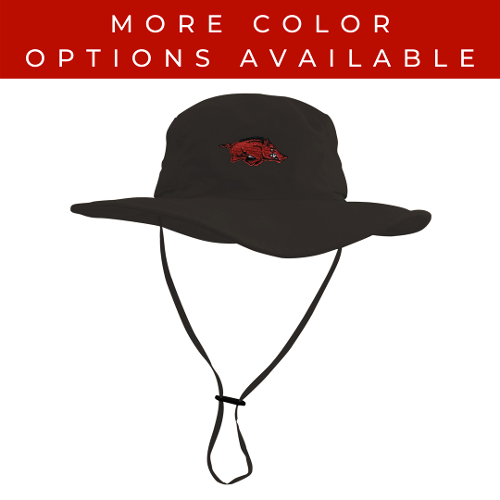 Arkansas Razorbacks Boonie Outback Hat