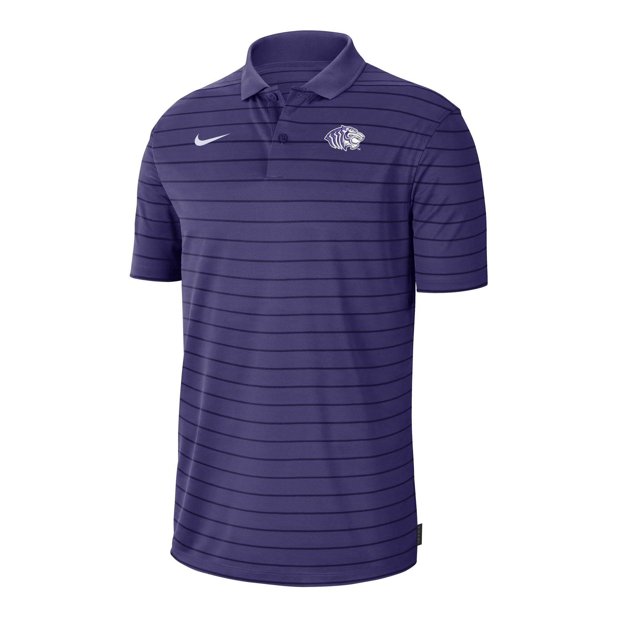 image of: Tigers Victory Stripe Polo