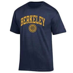 Image for SS Tee Berkeley Arched Seal