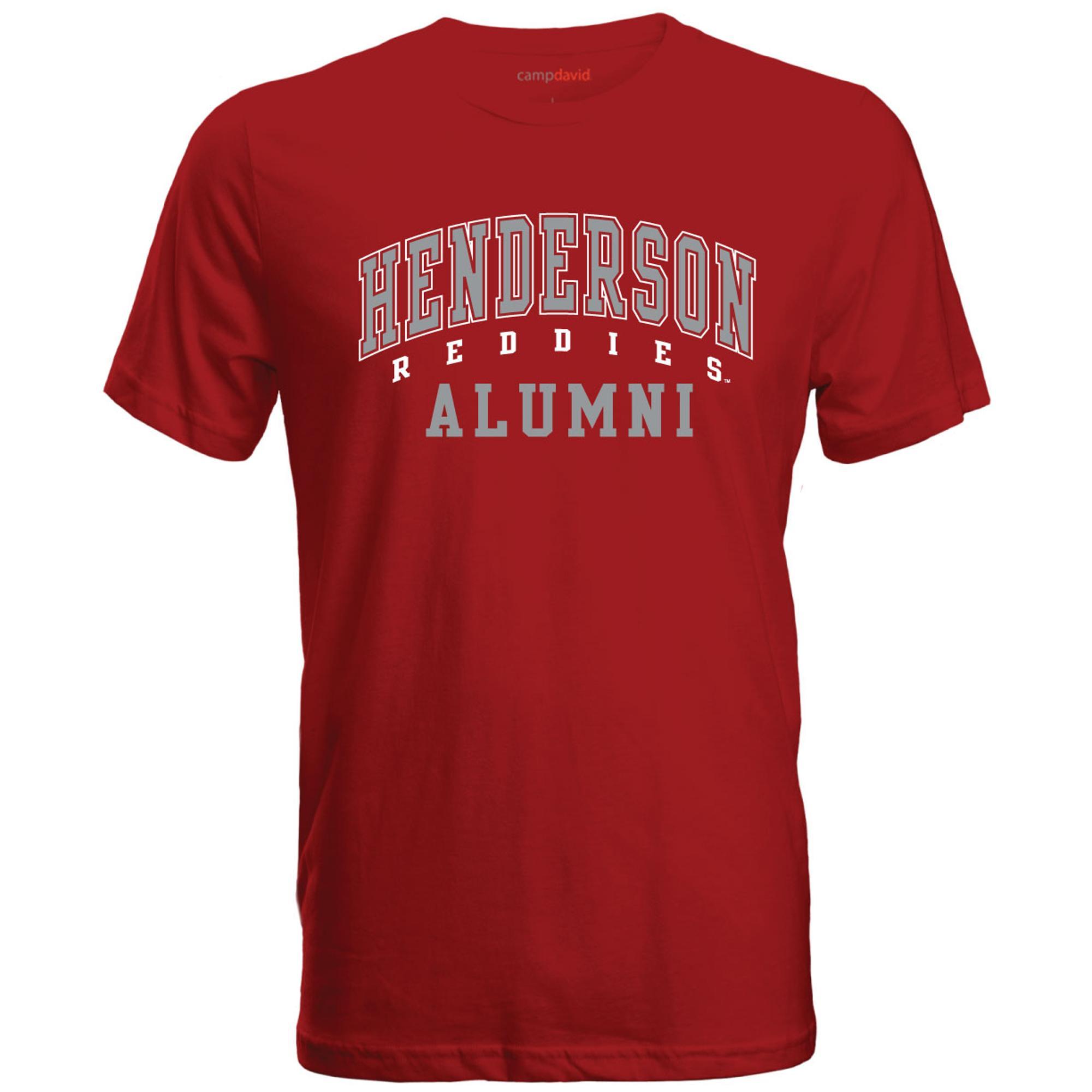 image of: Henderson Reddies Alumni Cruiser Tee