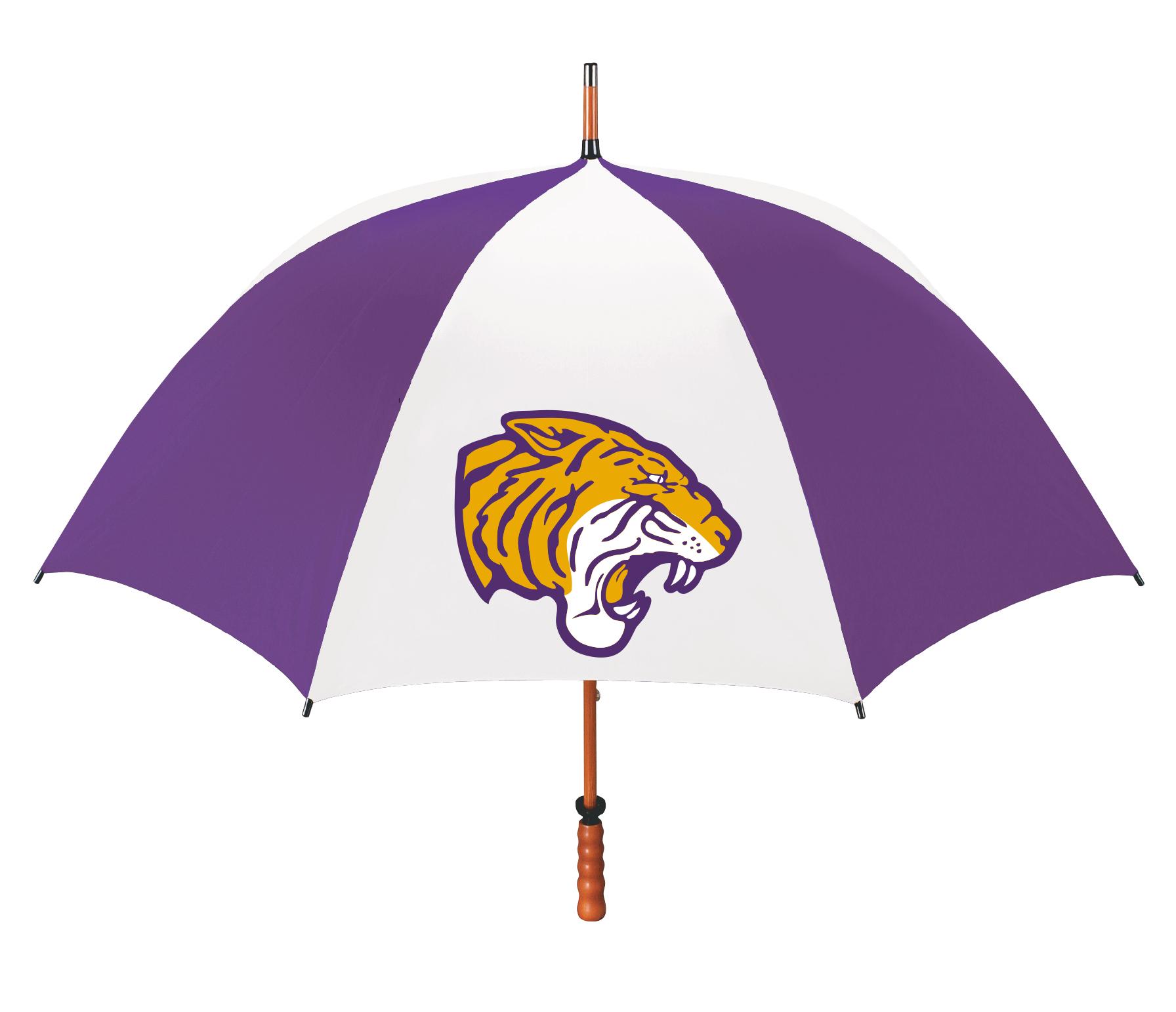 image of: Wood Umbrella
