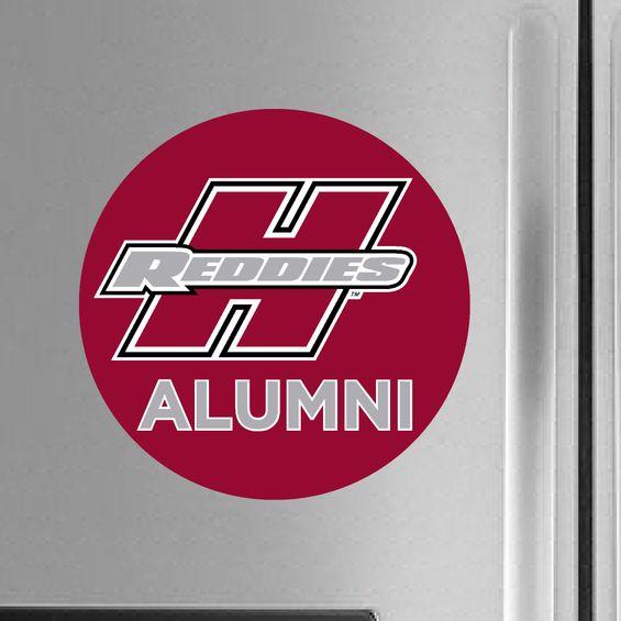 image of: Henderson Reddies Alumni Magnet