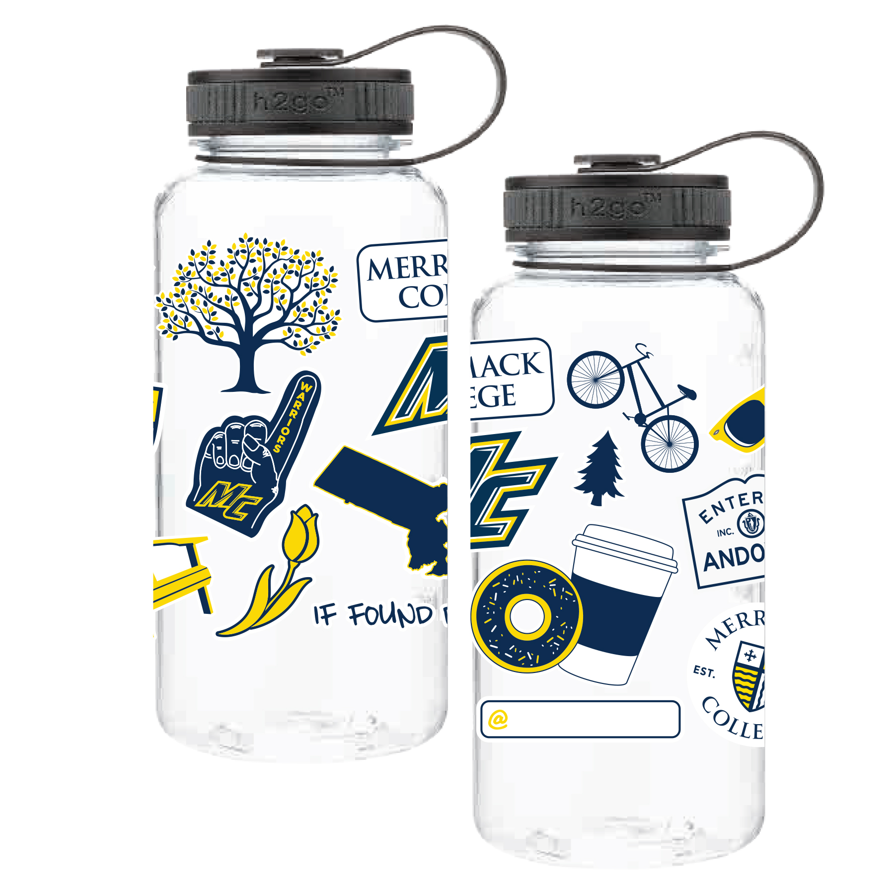 Sticker Nalgene