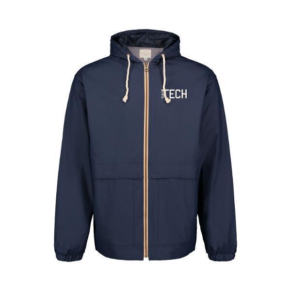 SAU Tech Vintage Hooded Rainjacket