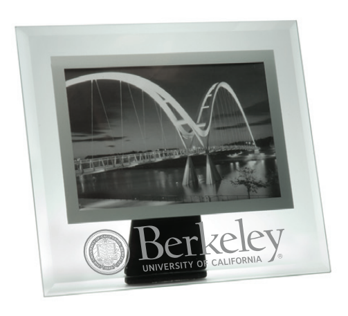 6x4 Parisian Glass Picture Frame