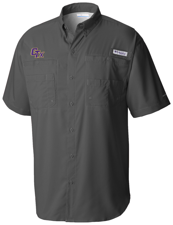 Columbia Fishing Shirt - Grey