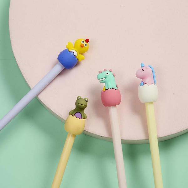 bcmini Egg Pets Gel Pen Assorted