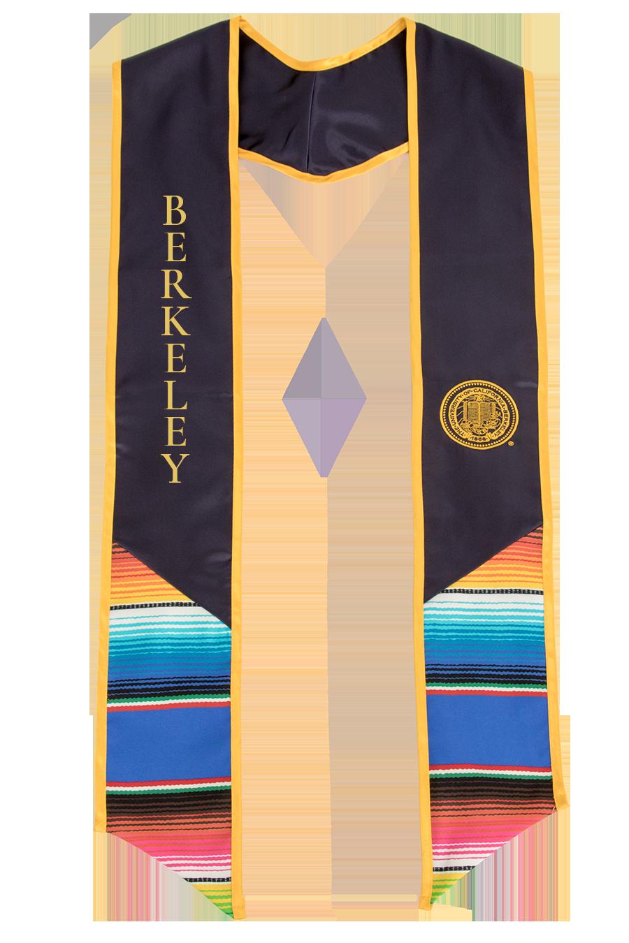 image of: Graduation Stole Serape