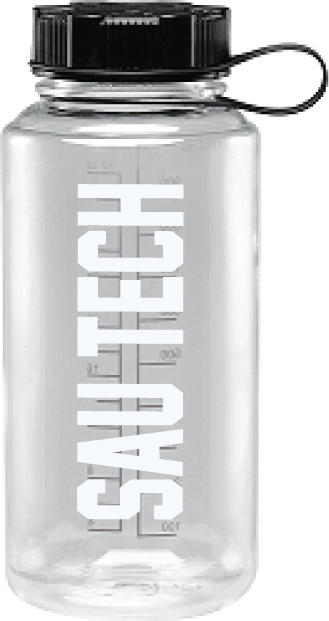 Clear 32oz Nalgene Bottle