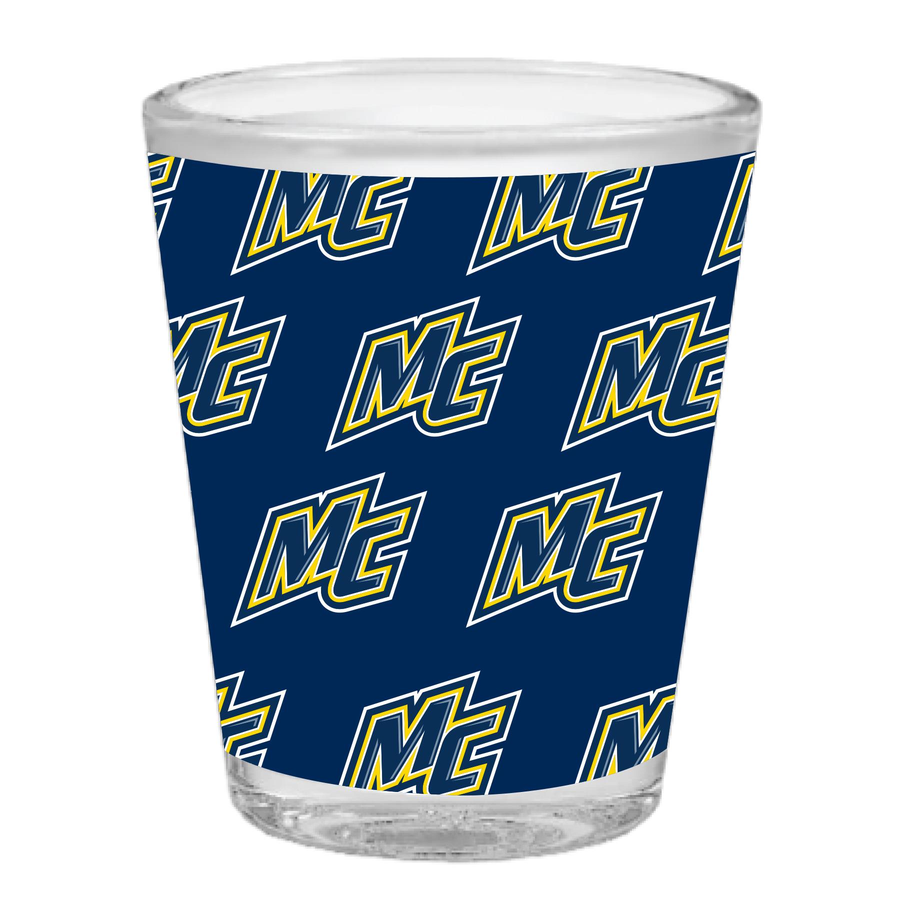 MC Sublimated Shot Glass