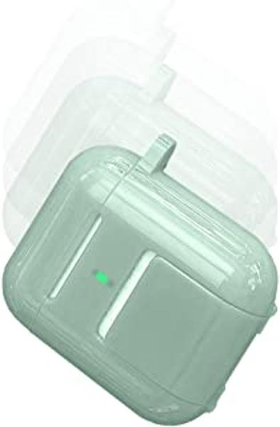 Square Jellyfish Kickstand for AirPods - Green Box