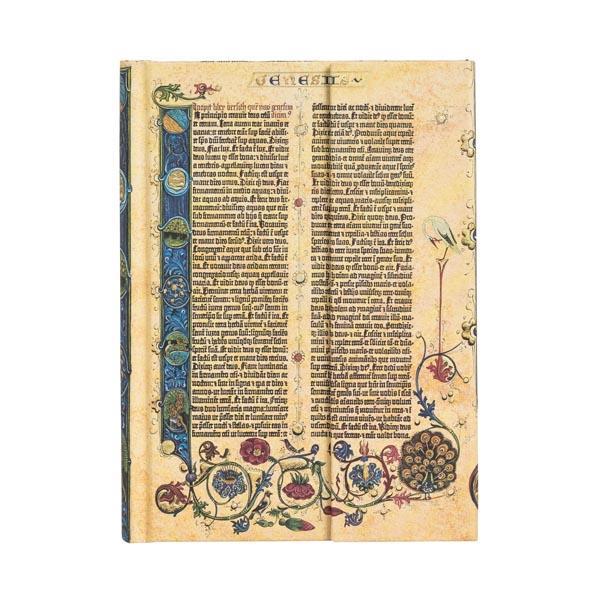 paperblanks Gutenberg Bible Genesis