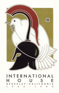 International House 50th Anniversary Commemorative Poster