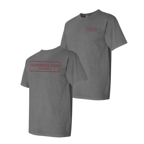 Henderson State University Comfort Colors Short Sleeve T-Shirt