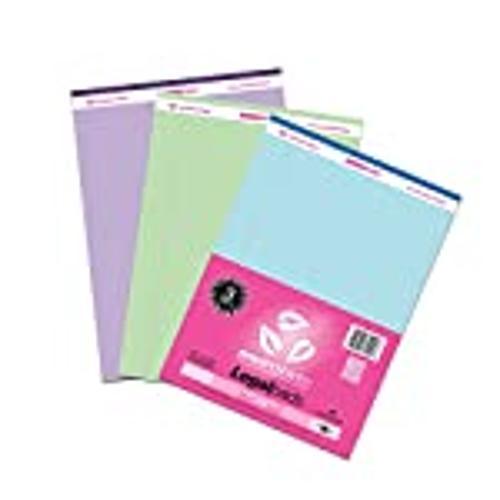 Legal Pads Multi Color 3 pack