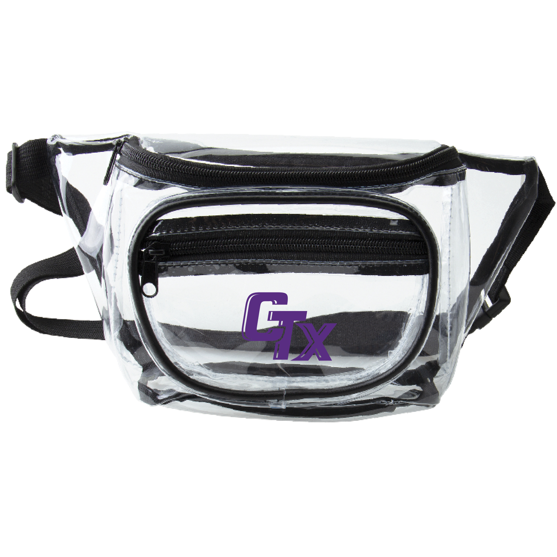Detailed image of CTX Fanny Pack - Clear