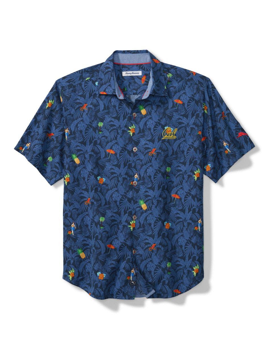 M Tommy Bahama Beach-Cation Shirt