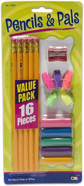 Pencils & Pals