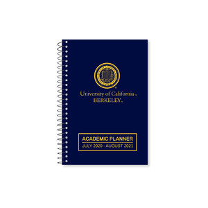 Academic Planner 2020-2021 Berkeley Seal