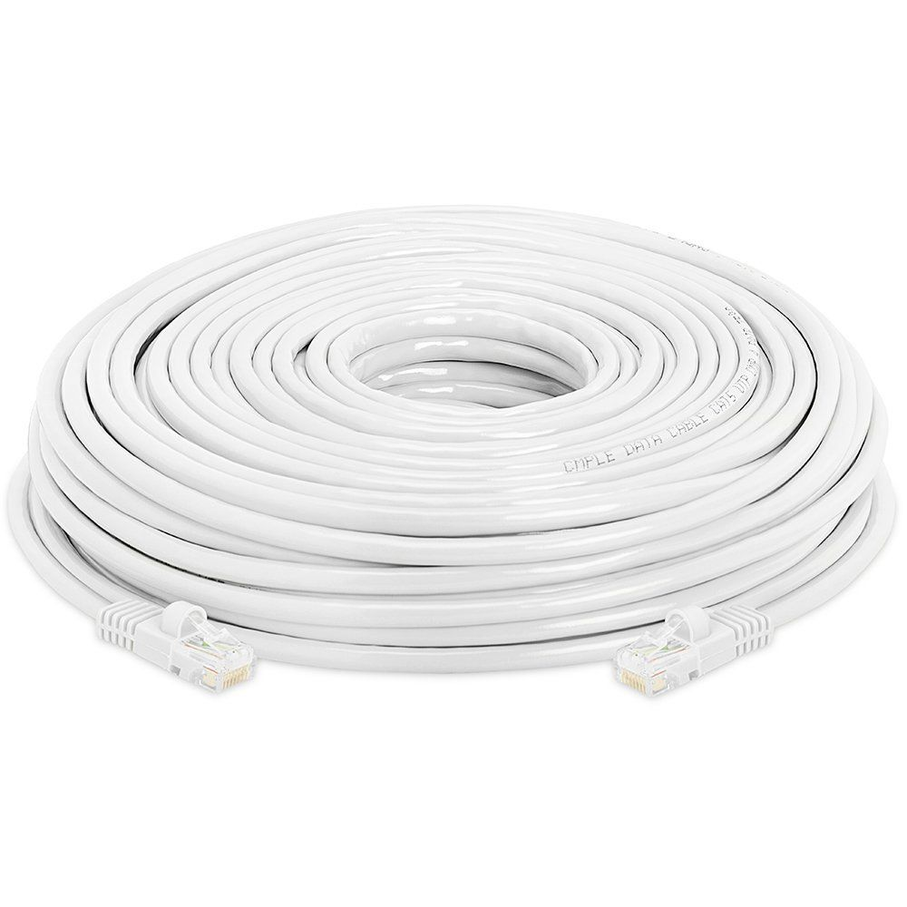 image of: Cat6 Ethernet Cable 50ft