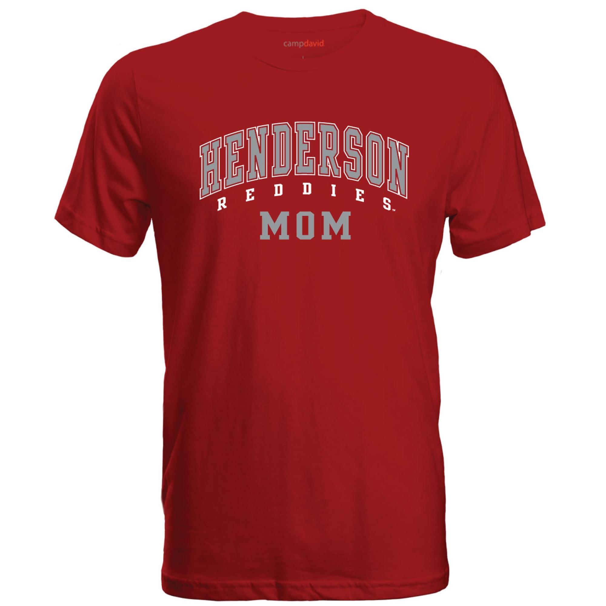 image of: Henderson Reddies Mom Cruiser Tee