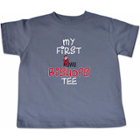 Image for the Pewter Toddler Short Sleeve Tee product