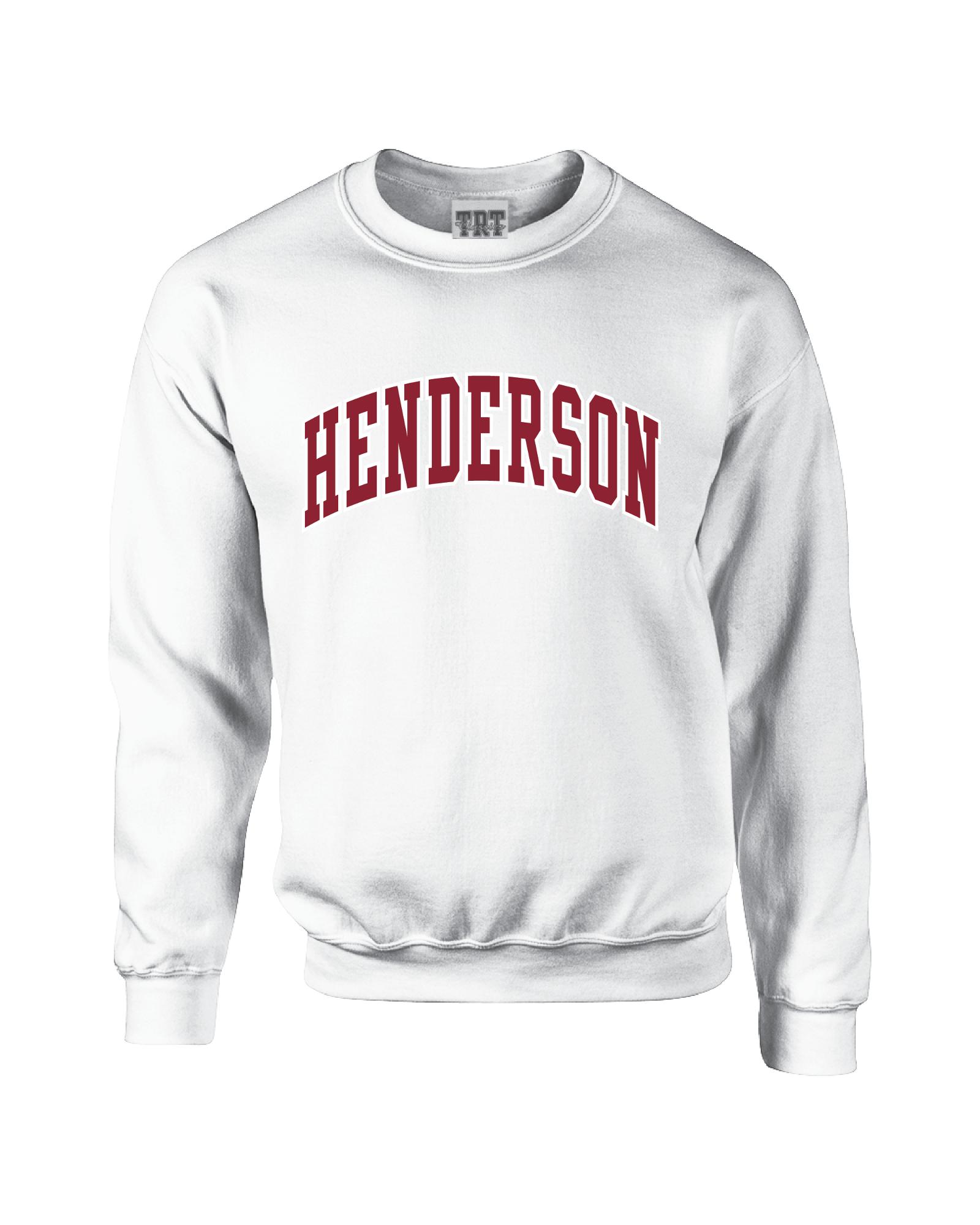image of: Henderson Crew Sweatshirt
