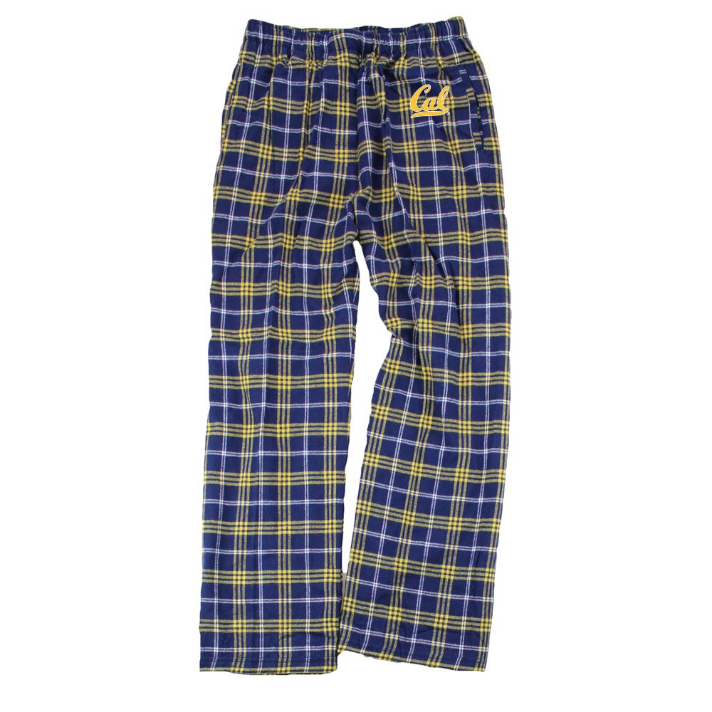 M Flannel Pant Boxercraft Cal Logo