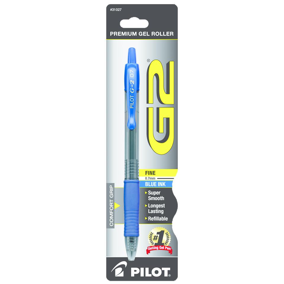 Pilot G2 Gel Pen -Blue