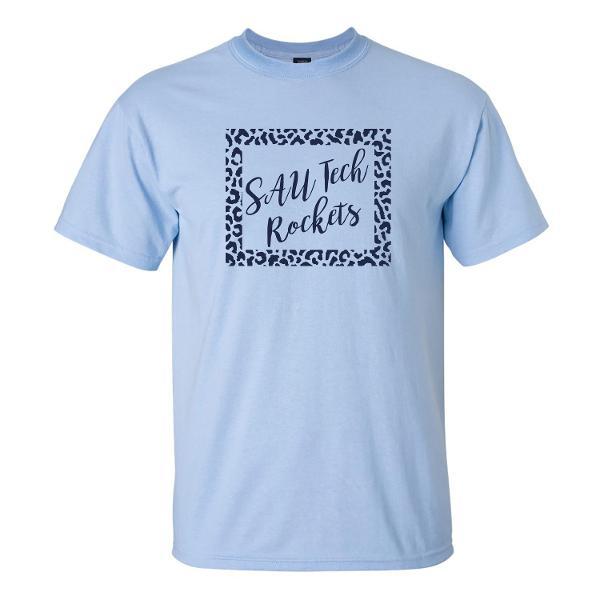 SAU Tech Rockets Leopard Classic T-Shirt