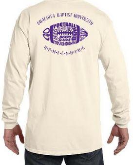 Ouachita 2018 Homecoming Long Sleeve T-Shirt