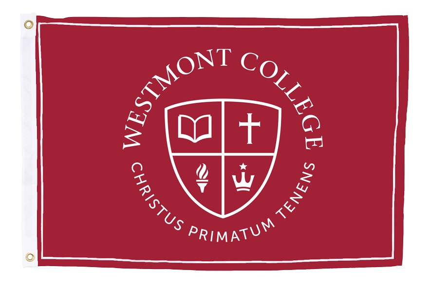 image of: Spirit Westmont Seal Flag